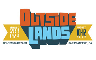 Cartel del Festival Outside Lands 2012