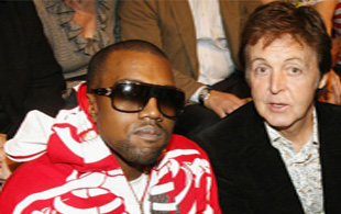 Paul McCartney silba 'All Day' de Kanye West