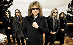 Whitesnake estrena tema en streaming