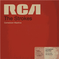 "Escucha ""Comedown Machine"" de The Strokes"
