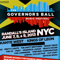 Cartel: The Governors Ball Music Festival