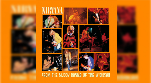 "20 años atrás Nirvana nos dejó  ""From The Muddy Banks of the Wishkah"""