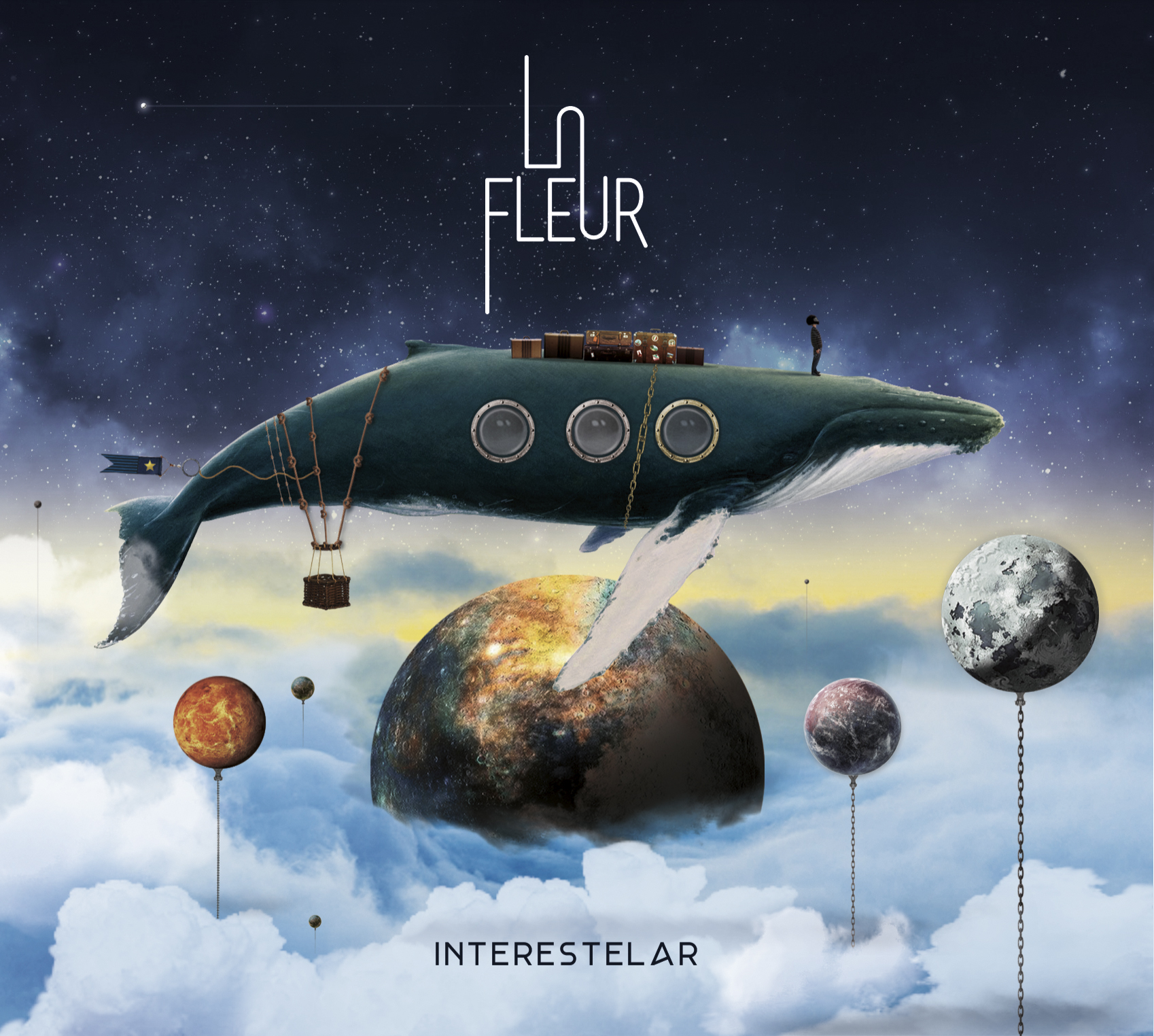 LaFleur lanza su disco INTERESTELAR