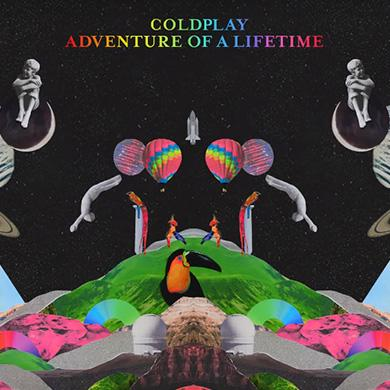 "Vacila la nueva canción de Coldplay, ""Adventure Of A Lifetime"""