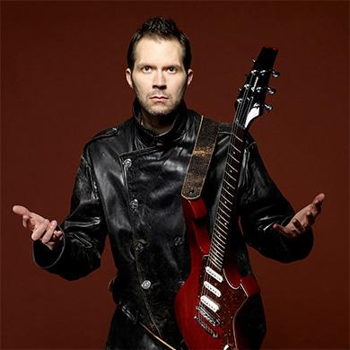 Paul Gilbert, solos de guitarra vertiginosos