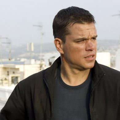 Matt Damon regresa una vez más como Jason Bourne